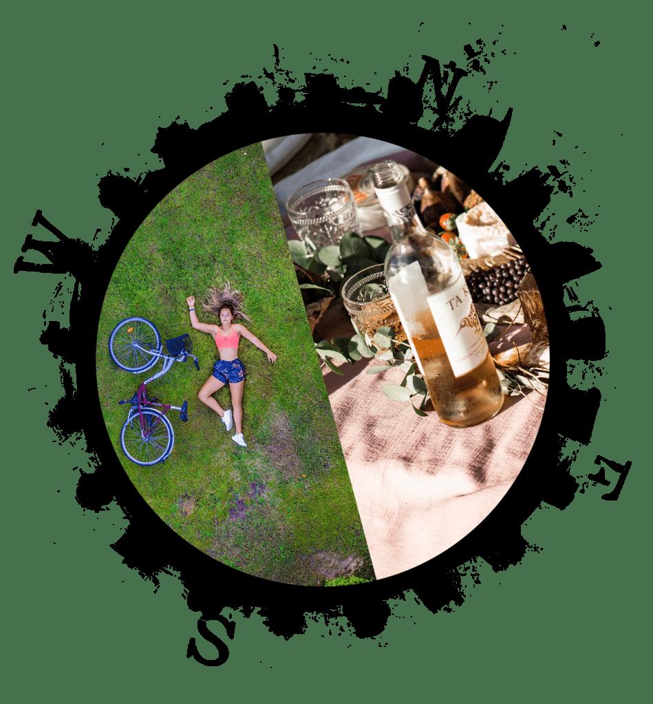 Triventure Bikes & Bubbles