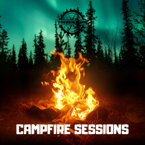Triventure on Spotify - Campfire Sessions