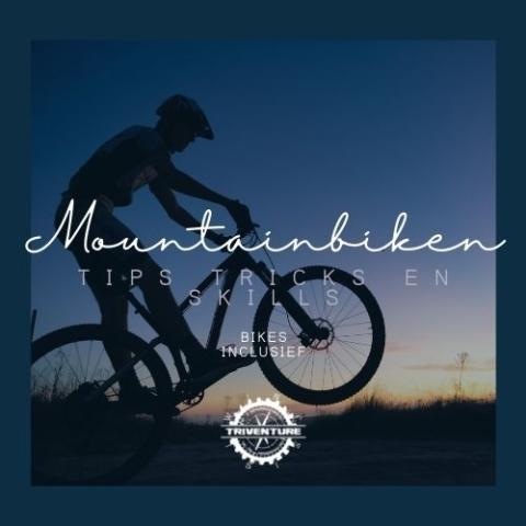 Ga zelf op pad of kies een mountainbike clinic van Triventure. Een essential voor elke beginner en recreant.